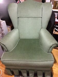 Green lounge chair Northgate Port Adelaide Area Preview