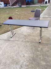 Trestle table commercial grade solid Blacktown Blacktown Area Preview