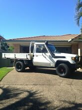 Toyota Landcruiser Ute. 70 series. New paint. Good condition Mackenzie Brisbane South East Preview