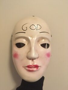 Purge god mask - Halloween mask Dianella Stirling Area Preview