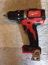 New Milwaukee Brushless Hammer Drill, Battery, Charger & Case North Narrabeen Pittwater Area Preview