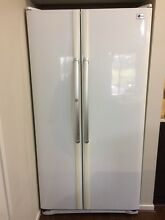 LG Side by Side 581 Litre Fridge/Freezer Augustine Heights Ipswich City Preview