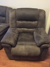 3 seater Lounge & 2 Recliner Armchairs Semaphore Port Adelaide Area Preview