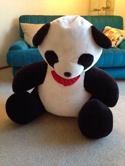 Large stuffed Panda