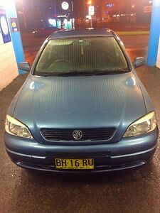 SWAPS FOR VAN 2001 Holden Astra 2017 rego 134kms Wollongong Wollongong Area Preview