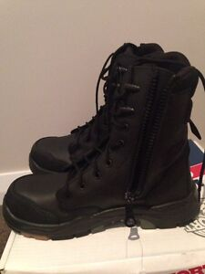 Brand New Steel Blue Work Boots Joondalup Joondalup Area Preview