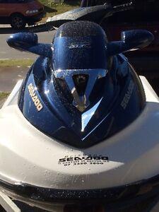 Low Hour SEADOO GTX 4-Tec 3 seater Logan Reserve Logan Area Preview