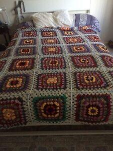 Handmade wool blanket Edensor Park Fairfield Area Preview