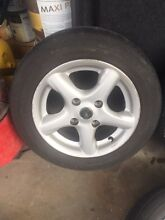 14inch ROH Reflex mag wheels 4x114.3 North Haven Port Adelaide Area Preview