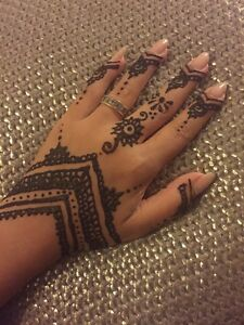 Henna starting from $4 Glenfield Campbelltown Area Preview
