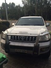 Toyota Prado Grande 2003 Mount Annan Camden Area Preview