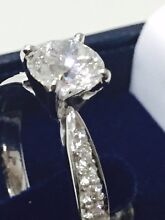 Diamond Engagement Ring North Parramatta Parramatta Area Preview
