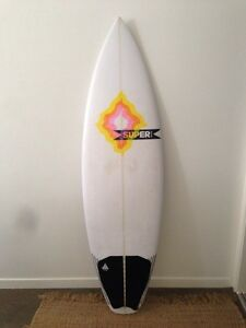 5'7 Surfboard. Super Brand. Palm Beach Gold Coast South Preview
