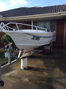 Stacer 4.8m Boat Adelaide CBD Adelaide City Preview