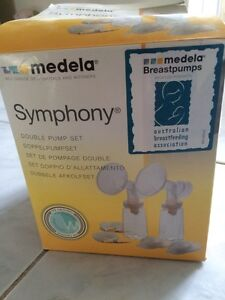 Symphony Medela breast pump accessory set Leeming Melville Area Preview