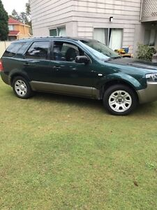 Ford Territory for sale Lemon Tree Passage Port Stephens Area Preview