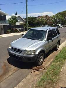 1999 Honda CR-V Wagon + RWC East Brisbane Brisbane South East Preview