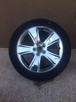 Dodge Caliber Rim & Tyre