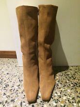 Size 8 tan boots Kamerunga Cairns City Preview