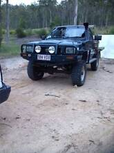 1995 Toyota Hilux Ute Mount Nathan Gold Coast West Preview