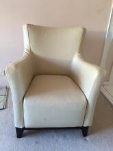 Freedom Leather Chair Lane Cove North Lane Cove Area Preview