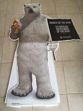 Bundaberg Rum - Bundy Bear Sign - 5.7ft Tall Medowie Port Stephens Area Preview