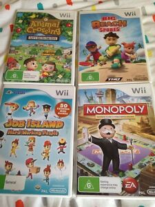 Wii games Woody Point Redcliffe Area Preview