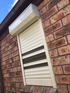 Roller Shutter Sales and Service