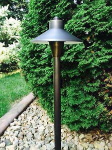 4 pk led low voltage outdoor landscape lighting solid. Black Bedroom Furniture Sets. Home Design Ideas