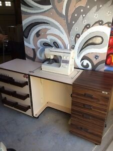 Horn Sewing Machine Cabinet Lakewood Port Macquarie City Preview
