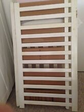 Baby cot + mattress and bedside table for free West Ryde Ryde Area Preview