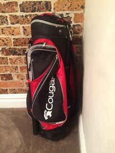 Cougar Golf Bag - Good as new Glebe Inner Sydney Preview