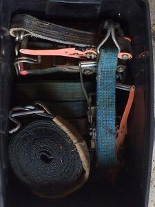 Transport straps Glen Forrest Mundaring Area Preview