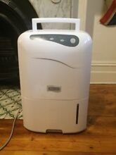DeLonghi dehumidifier CF08E 20L Lewisham Marrickville Area Preview