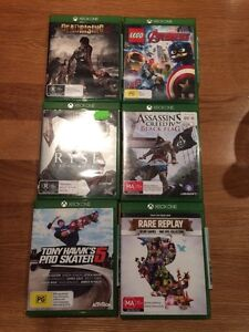 Xbox one games Hillbank Playford Area Preview