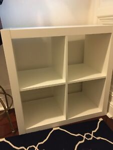 White cubby hole  storage shelves Mount Lawley Stirling Area Preview