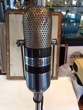 Vintage RCA 77D Microphone Rare !!! New Town Hobart City Preview