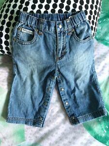 Dolce & Gabbana Junior 6-9months (0) Baby Jeans Pants Keilor Downs Brimbank Area Preview