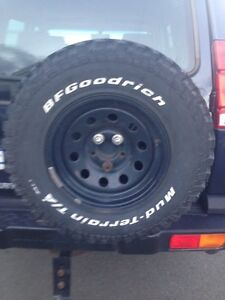 Discovery 2 Steel Rims and Tyres Blackmans Bay Kingborough Area Preview