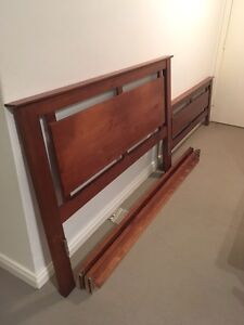 Bedroom Suite: Double bed + 2 Bedside Draws/Tables + Tallboy Petersham Marrickville Area Preview