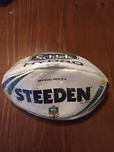 Rugby League Match Ball x 4 Fairview Park Tea Tree Gully Area Preview