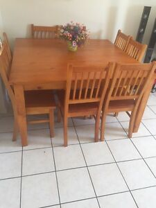 Dining table, sofa , washing machine for sale Camp Hill Brisbane South East Preview