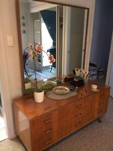 1960s dresser and double bed Cronulla Sutherland Area Preview