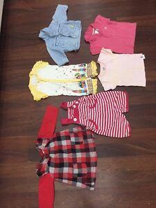 Summer autumn season baby clothes 6-12 months girl Mosman Mosman Area Preview