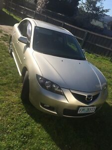 2007 Mazda 3 MAXX SPORTS Montrose Glenorchy Area Preview
