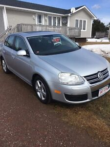 2009 VW Jetta 2.5 Low KM