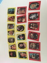 Star Wars Return of the Jedi Sticker cards Success Cockburn Area Preview