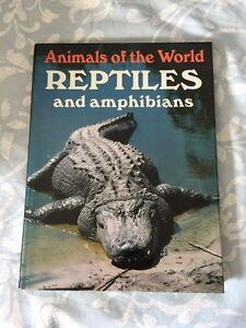 Animals Of The World Reptiles And Amphibians Glenvale Toowoomba City Preview