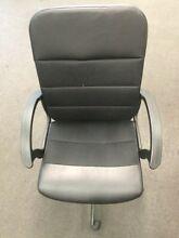 6-10 black office chairs Melbourne CBD Melbourne City Preview