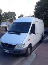 Mercedes Van sprinter St Peters Marrickville Area Preview
